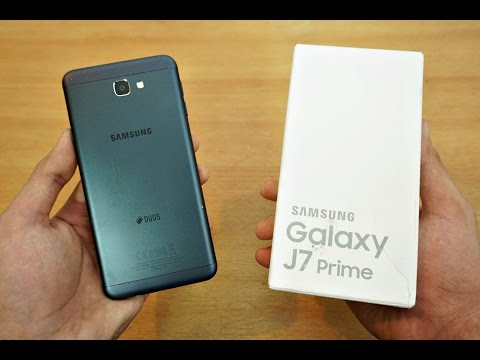 Samsung Galaxy J7 Prime Unboxing, Setup & First Look! (4K)