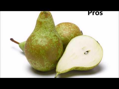 Franco-Provençal - Fruits