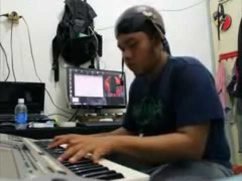 instrument Kau Harus Bahagia - Sammy Simorangkir cover by Irwan sang keyboardist