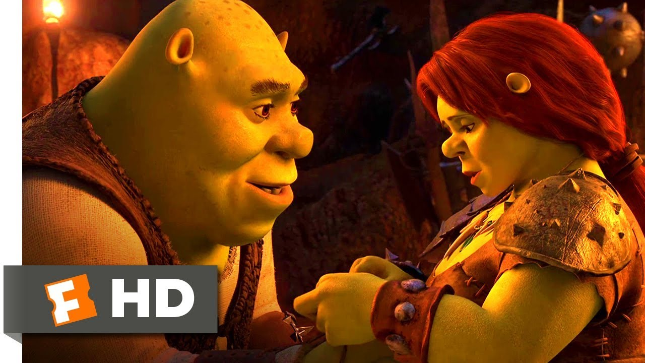 Shrek Forever After 2010 Love Is A Battlefield Scene 7 10 Movieclips Youtube