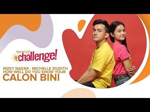 #KapanLagiChallenge - Michelle Ziudith & Rizky Nazar
