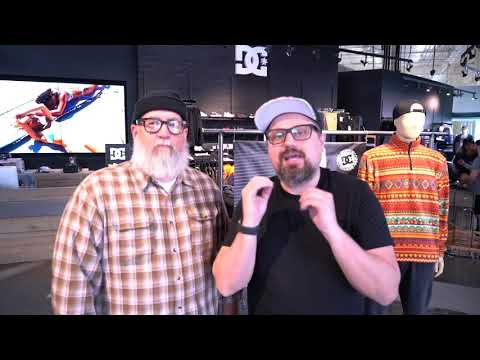 The Woody Show - Menace @ DC Shoes HQ