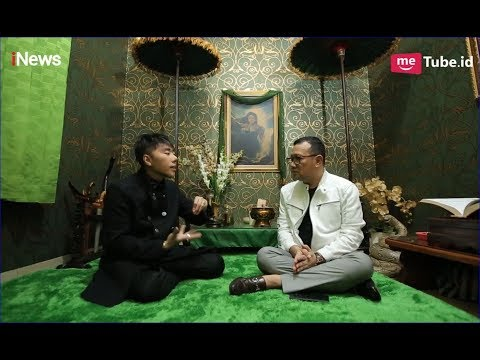 Roy Kiyoshi Akui Miliki Kedekatan dengan Nyi Roro Kidul Part 02 - Alvin & Friends 04/03