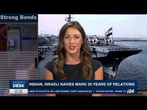 Israeli Media On India And Israel's Navy | 25 Years Of Strong Bonds | Year 2017
