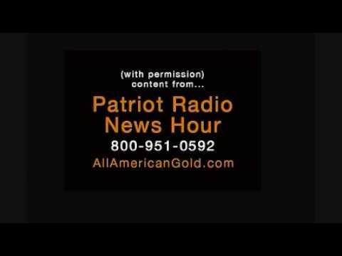 "Patriot Radio News Hour 1/4:GM""Goodbye America""Hello China & Brazil !!"