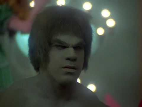 The Incredible Hulk 1979  Green Mannequin encounter  Lou Ferrigno