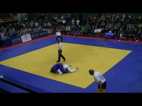 Judo 1. Bundesliga Hamburg vs. Ettlingen 07.10.2017