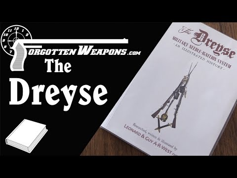 Book Review: The Dreyse Military Needle-Ignition System