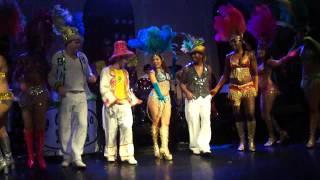 CARNAVAL 2013. LOGAN SQUARE( CHICAGO SAMBA QUEEN, TANIA DALEY)