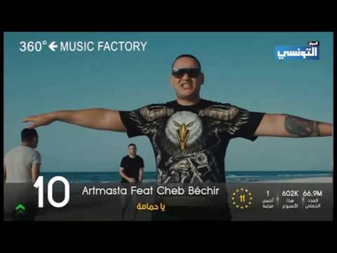 Music Factory 18/02/2018  - Top 10