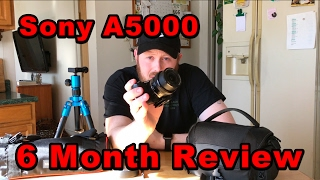 Sony A5000 6 Month Review