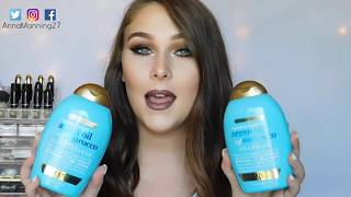 Hair Care Routine | How to Get Silky & Shiny Hair!