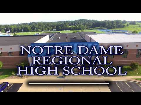 Welcome to Notre Dame Regional High School