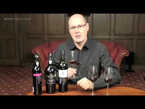 Three fortified wines for Christmas, wine review