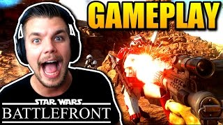 Star Wars Battlefront: Multiplayer Gameplay - Drop Zone