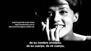 Jeanne Moreau - Indian song (Subtitulada por Alan Vitale)