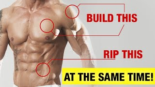 how to get 6 pack abs while building muscle size