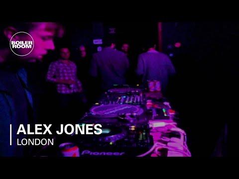 Alex Jones Boiler 50 min Room DJ Set
