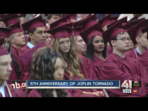 Joplin High School celebrates rebuilding in the 5 years since 2011 tornado