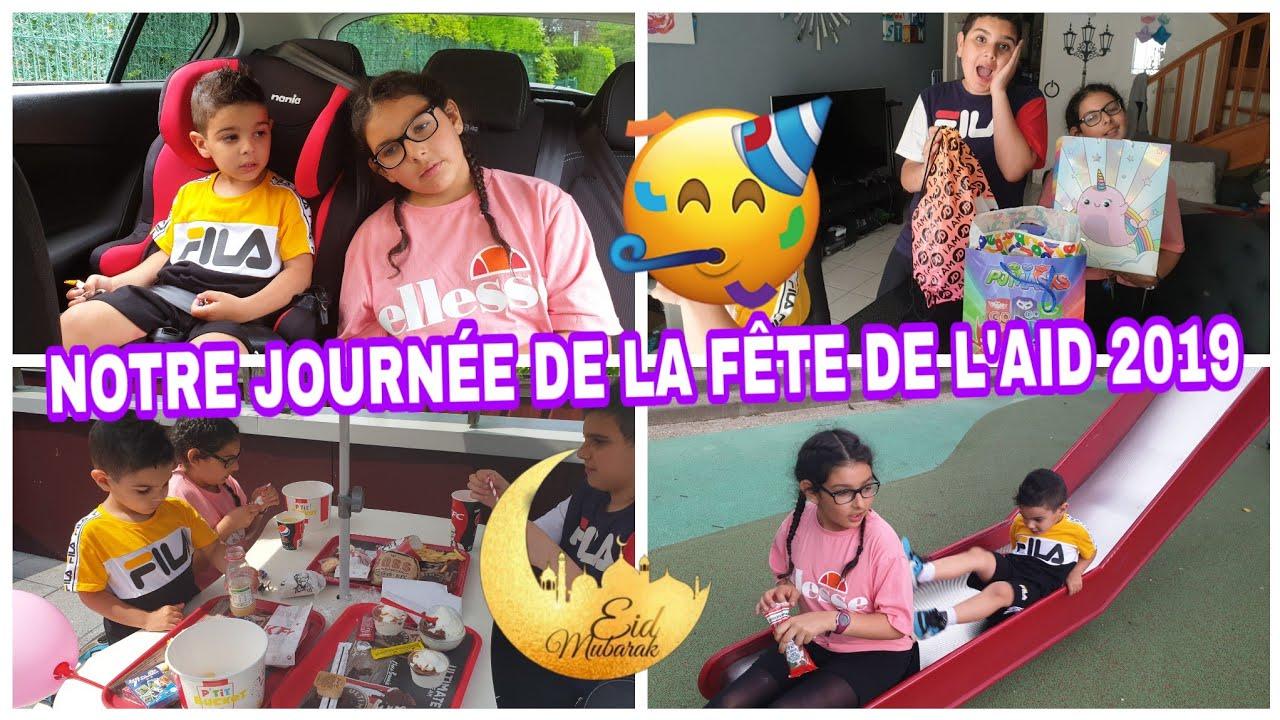 Download NOTRE JOURNEE DE LA FÊTE DE L'AID 2019/VLOG AID EL FITR 2019