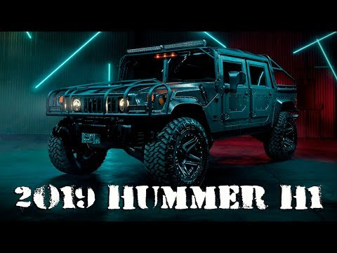 AM General 2019 Hummer H1 Launch Edition  MSA