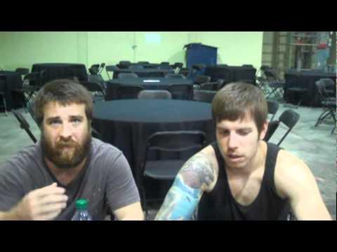UNDEROATH Talks with FRIDAETV