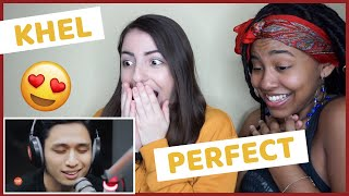 "Michael Pangilinan - ""Perfect"" (Ed Sheeran) LIVE on Wish 107.5 Bus [REACTION]"