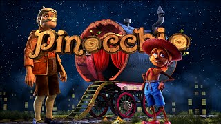Free Pinocchio slot machine by BetSoft Gaming gameplay ★ SlotsUp