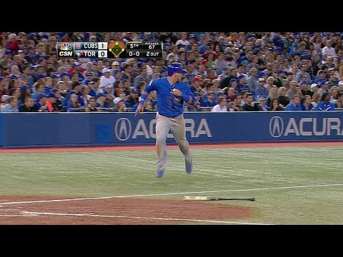 CHC@TOR: Castillo adds to Cubs' lead with RBI single