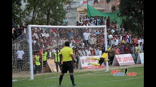 Npc vs pokhara 3-2 pso | match highlights