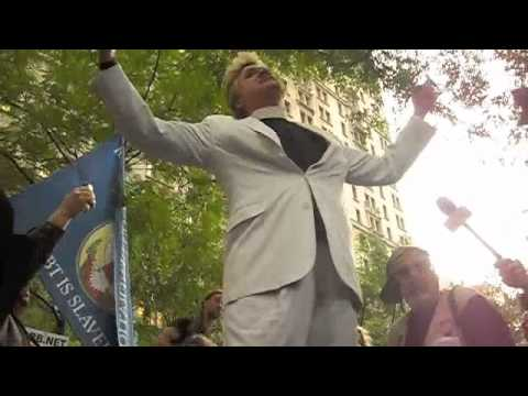 "Occupy Wall St. ""preacher."""