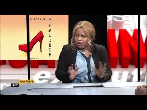 Lady vous écoute: Invité Cécile KIMIA Theme Femme consciente  femme heureuse