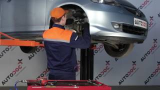 Kaip pakeisti Ratų cilindrai BMW 3 Coupe (E46) - žingsnis po žingsnio vaizdo pamokomis