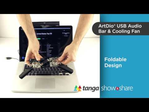 Product review: ArtDio laptop cooling fan