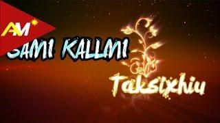 Sami Kallmi - Taksixhiu