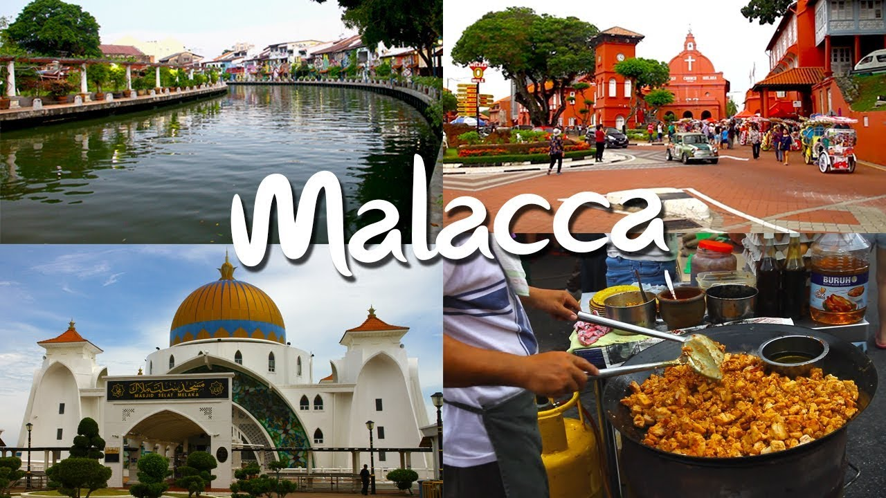 Good vibes in Malacca, Malaysia | things to do in Melaka - YouTube