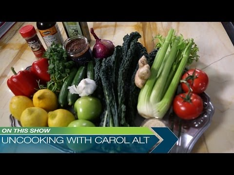 Uncooking with Carol Alt