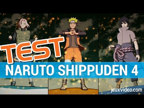 Naruto shippuden ultimate ninja storm 4 : TEST - Gameplay - FR