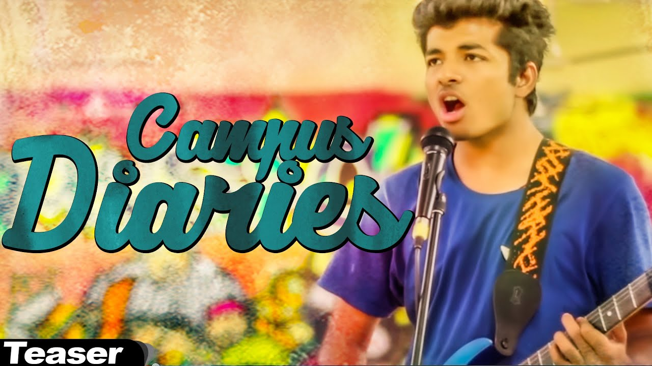 Ashish Sharma - Campus Diaries-Song of College Life | Teaser | Yellow Music
