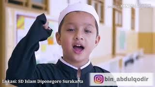 Muhammad Hadi Assegaf, Yik Hadi lagu kisah sahabat nabi