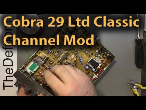 #225 Cobra 29 Ltd Classic NZ channel expansion