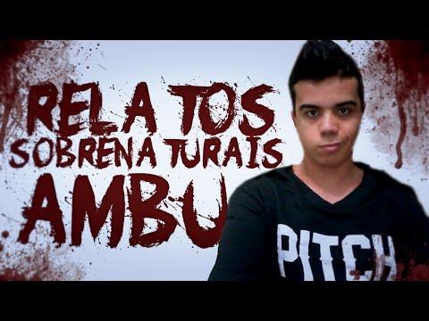 RELATOS SOBRENATURAIS DE YOUTUBERS: AMBUPLAY