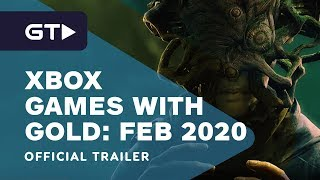 Xbox - February 2020 Games with Gold Trailer