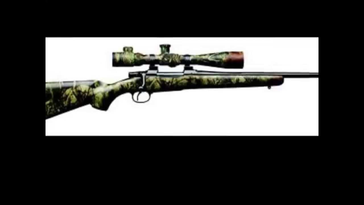 Top 5 las mejores armas de caza youtube - Pistolas para lacar ...