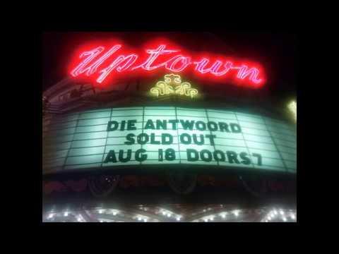 Die Antwoord Uptown Aug 18 2017