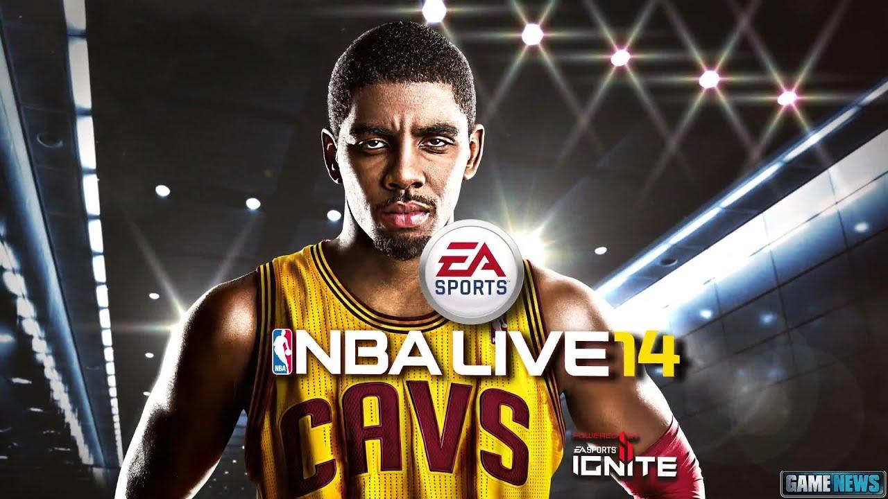 NBA LIVE 14 Kyrie Irving Trailer