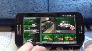 как играть в танки онлайн с телефона?