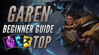 6.6 Beginner Garen Top My Way