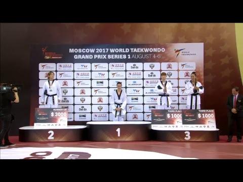 Moscow 2017 World Taekwondo Grand Prix - Semi-Finals & Finals Day 1