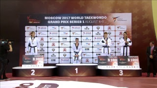 Moscow 2017 World Taekwondo Grand Prix - Semi-Finals & Finals Day 1